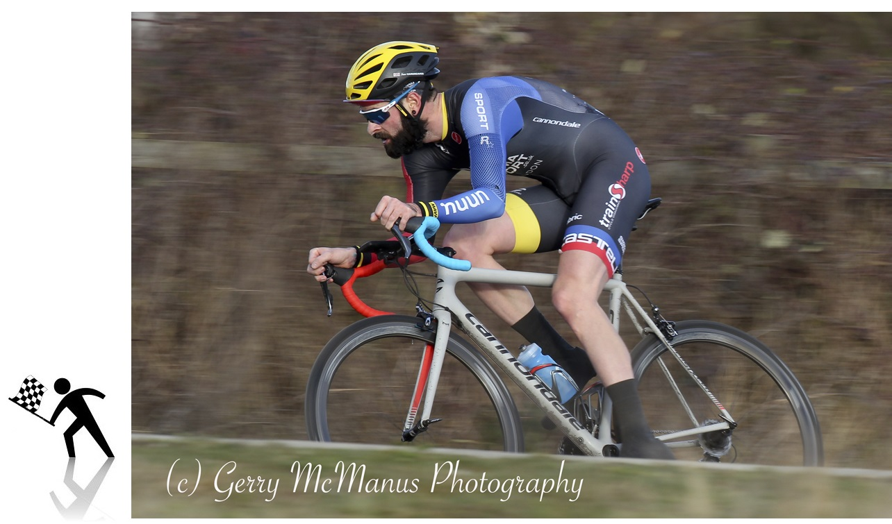 Imperial Winter Series 2016/2017 Two time series winner Tom Hargreaves (Nuun-Sigma Sport)